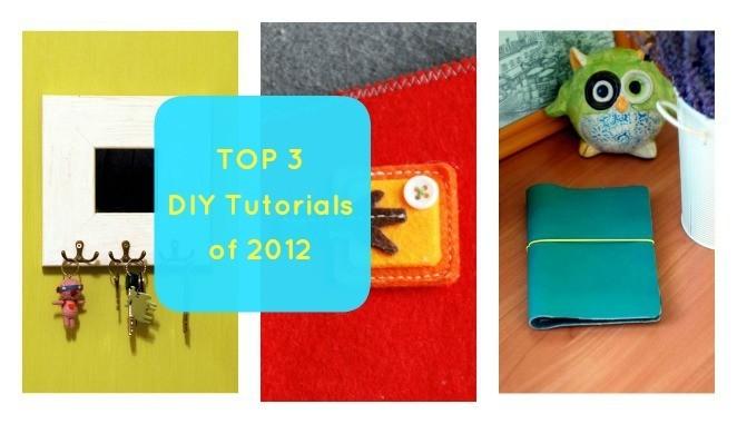 TOP 3 Tutorials 2012