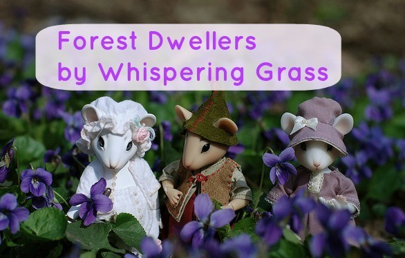 Whispering Grass_Forest Dwellers_title